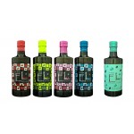 La Maja Varieties Box 5 Bottles of 500 ml