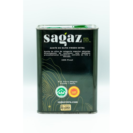 Sagaz Family Reserve 500ml.